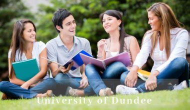 The University of Dundee Alumni Scholarship