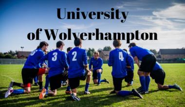 WLV Sports Scholarships at University of Wolverhampton, UK