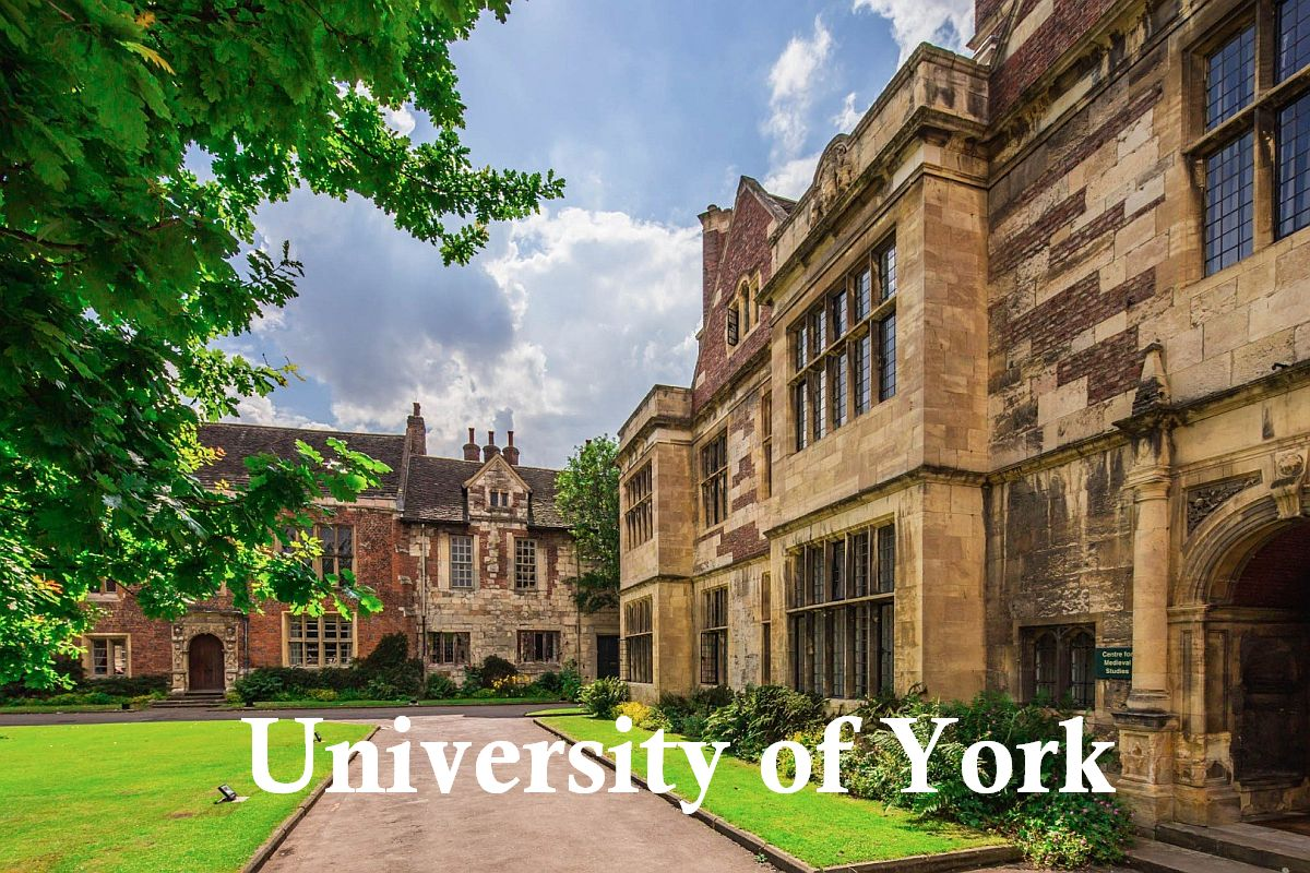 York Bursary in UK, 2019/20