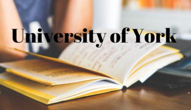 York Opportunity Awards at University of York, UK