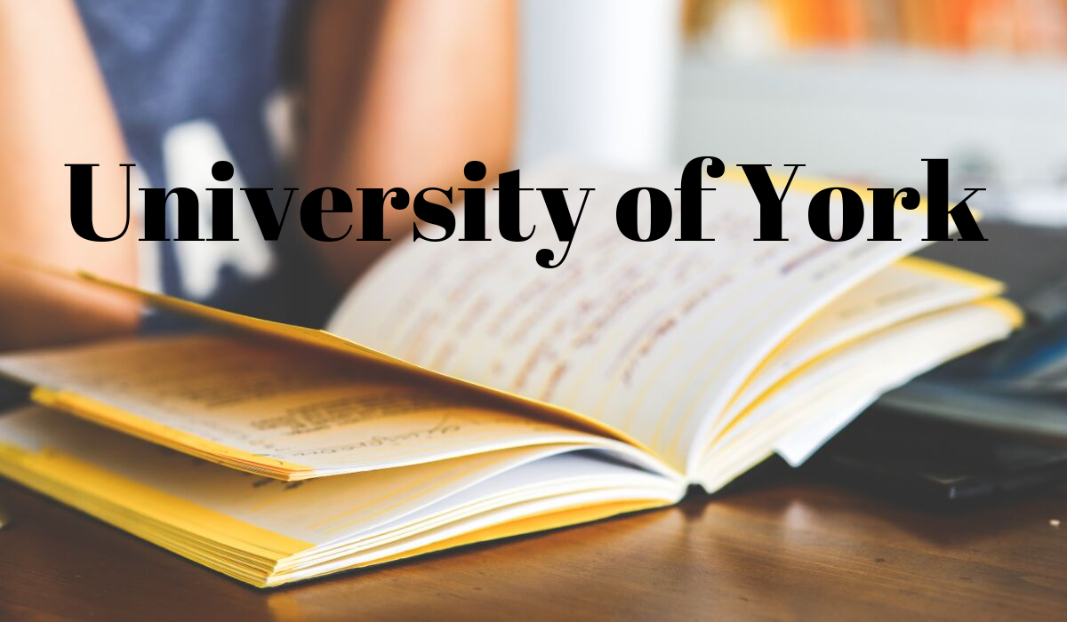 York Opportunity Awards at University of York, UK