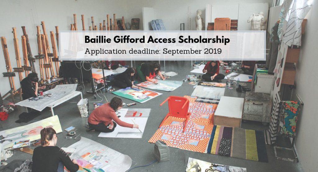 Baillie Gifford Access Scholarship at Robert Gordon University