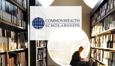Commonwealth Master's Scholarship in UK