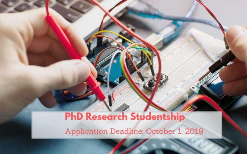 Electrical and Electronic Engineering PhD Research Studentship