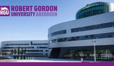 EnerMech Engineering Scholarship at Robert Gordon University in UK