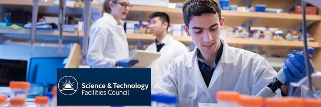 Ernest Rutherford Fellowship in UK