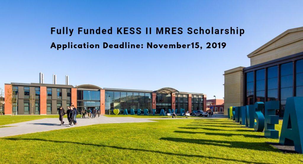 Fully Funded KESS II MRES Scholarship: Multi-Trophic Aquaponics in Urban Developments