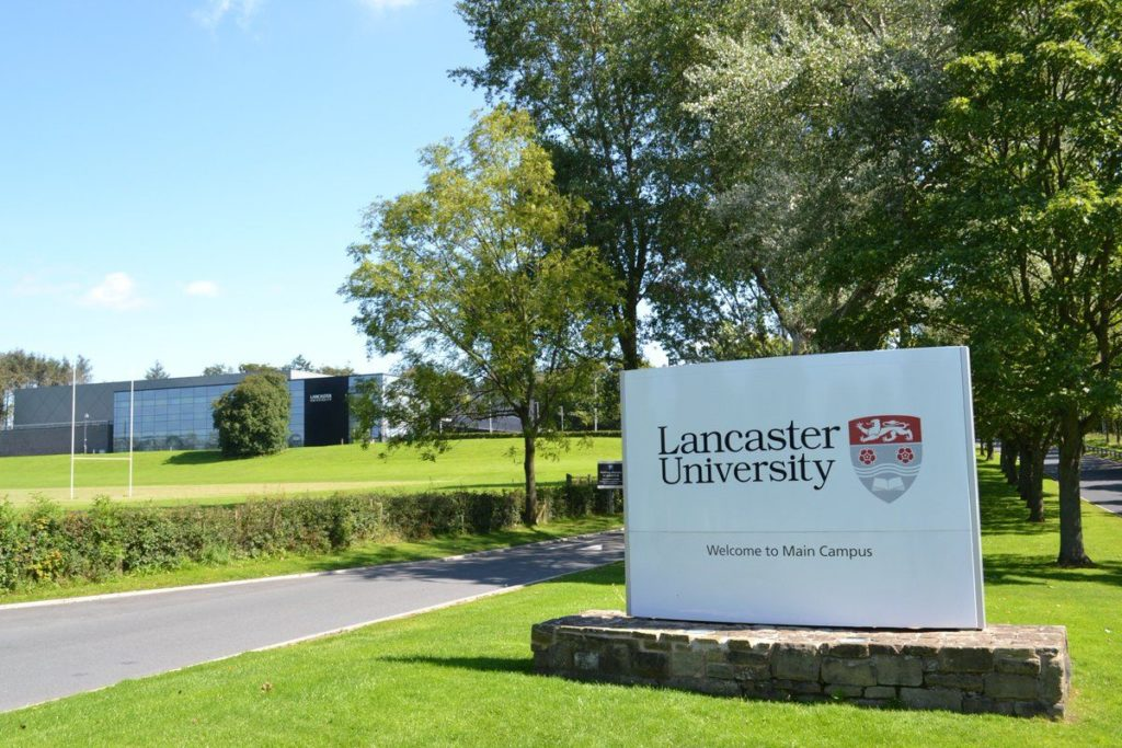 Furness Studentship at Lancaster University