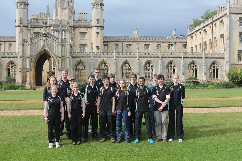 Gates Cambridge Scholarship in UK