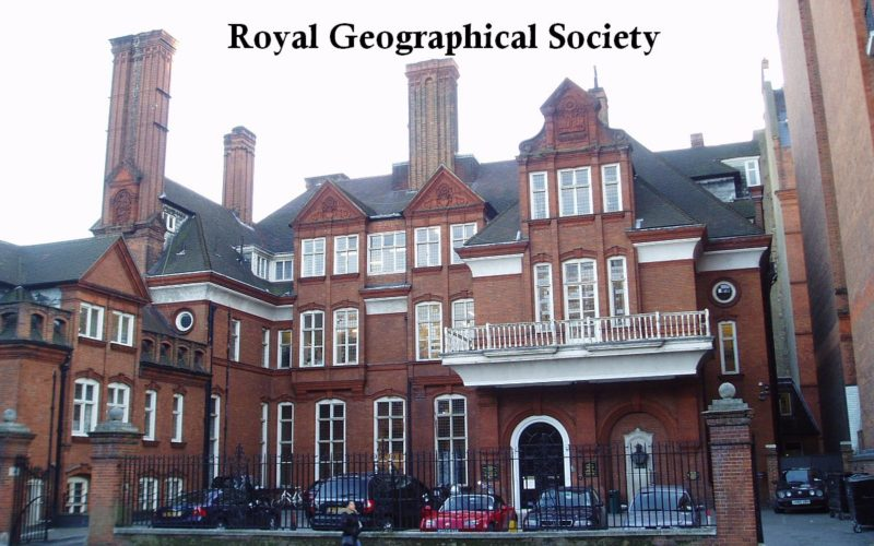 Geographical Club Award