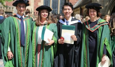 International Undergraduate Scholarship at University of Leeds