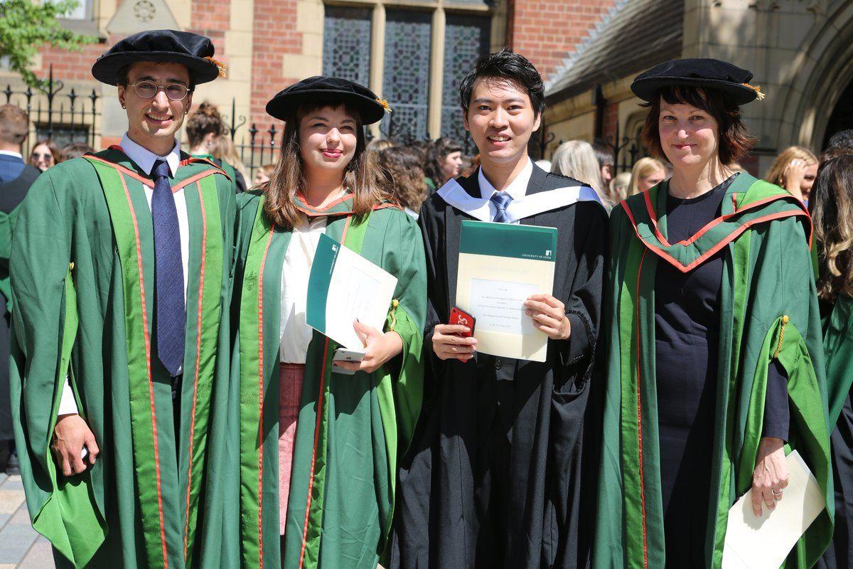 International Undergraduate Scholarship at University of Leeds