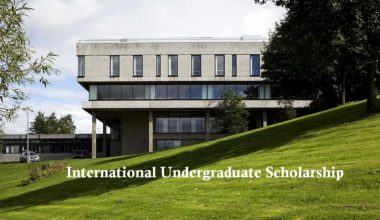 International Undergraduate Scholarship at University of Stirling in UK