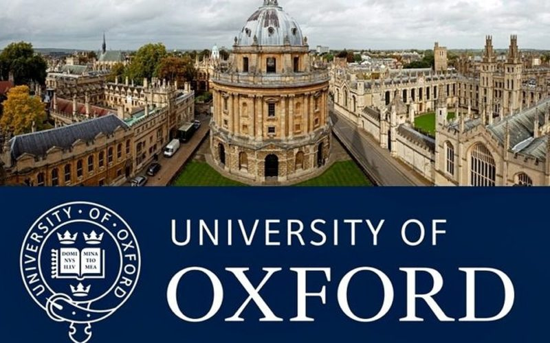 Palgrave Brown Scholarship at University of Oxford in UK