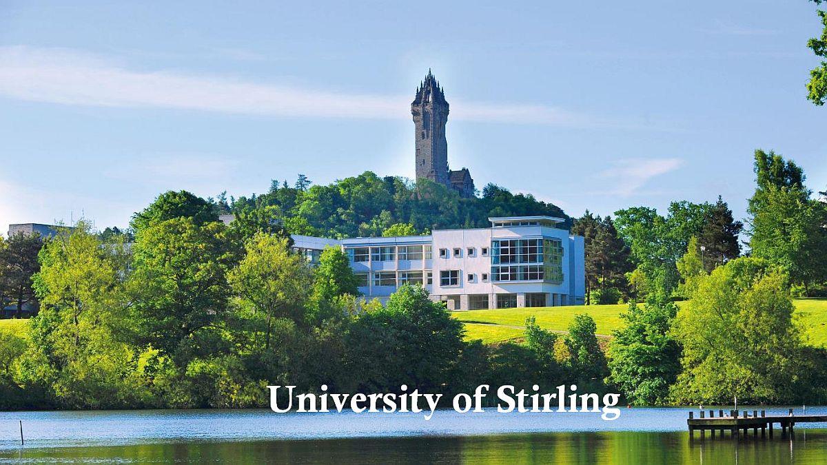 Postgraduate Merit Scholarship at University of Stirling, UK