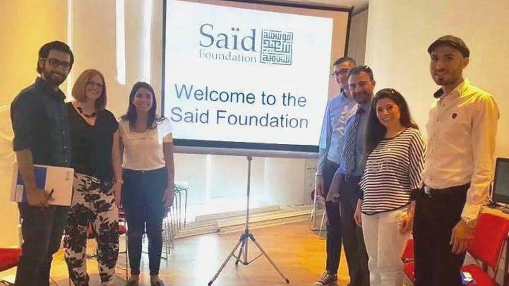 Saïd Foundation Scholarships Programme