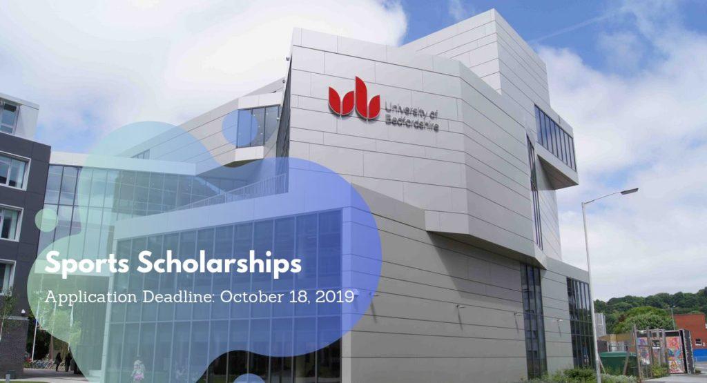 Sports Scholarships at University of Bedfordshire