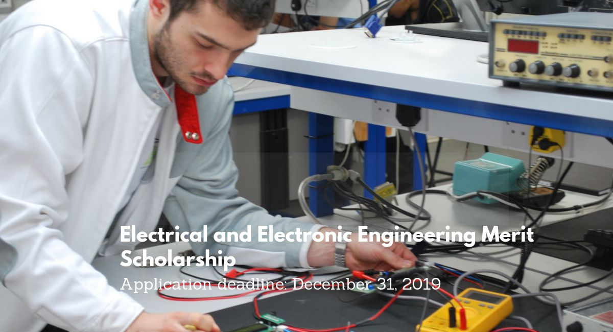 Surrey Electrical and Electronic Engineering Merit Scholarship 2019/20