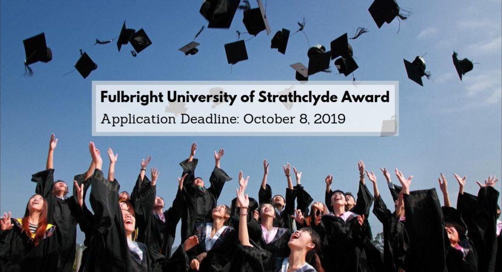 The Fulbright University of Strathclyde Award