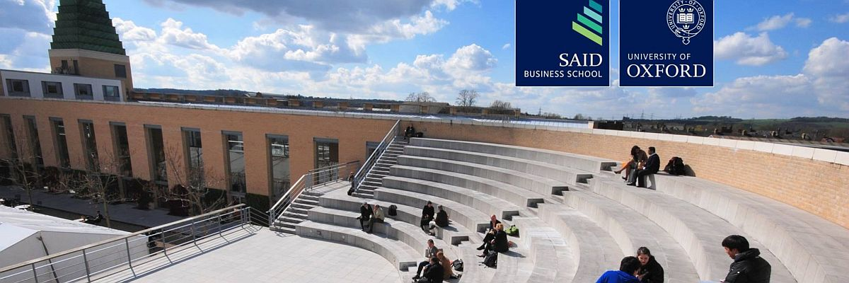 The Skoll Scholarship at Oxford, UK