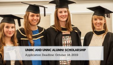 UNMC and UNNC Alumni Scholarship