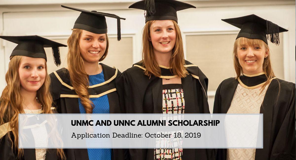 UNMC and UNNC Alumni Scholarship