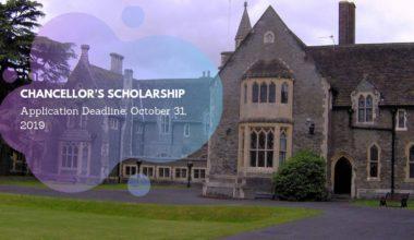 UWE Bristol Chancellor's Postgraduate Scholarship + Internship