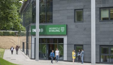 Undergraduate Merit Scholarship at University of Stirling in UK, 2020