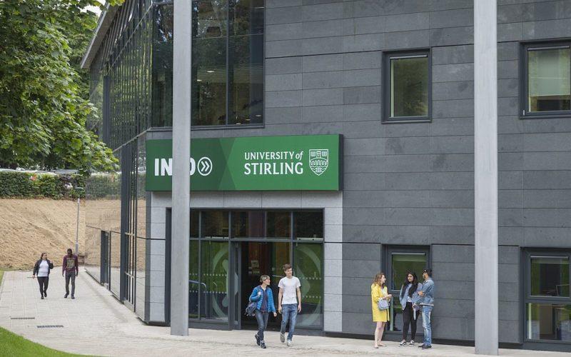 Undergraduate Merit Scholarship at University of Stirling in UK, 2020