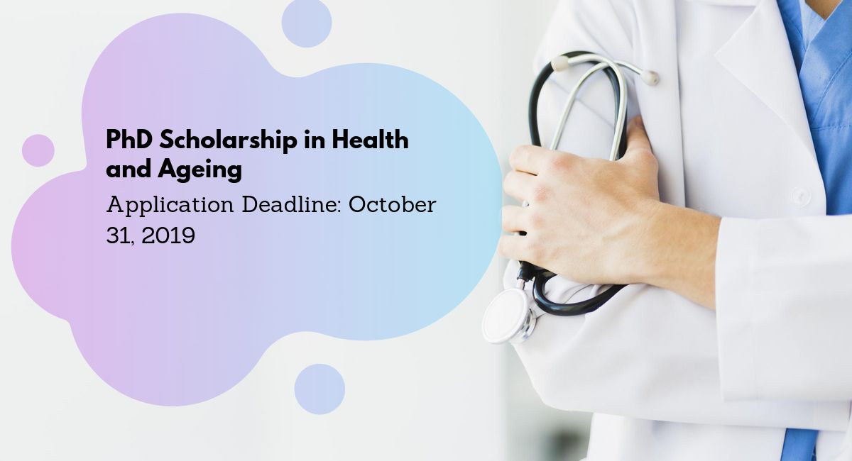 University of West London PhD Scholarship in Health and Ageing