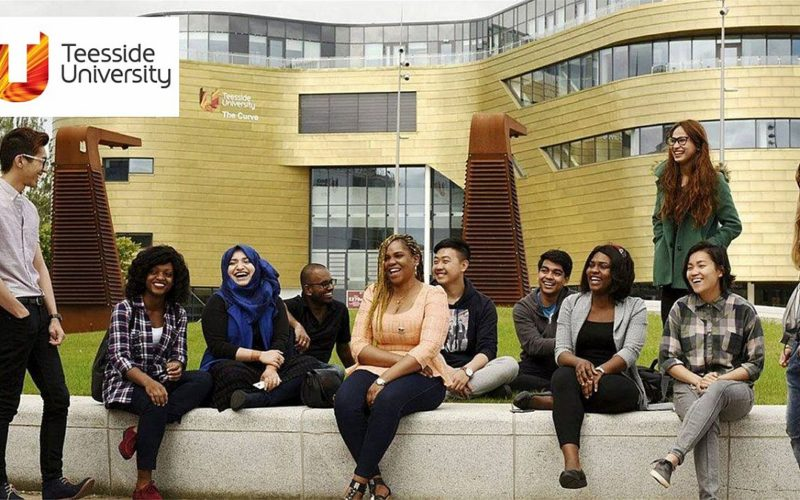Vice-Chancellor's Scholarship at Teesside University