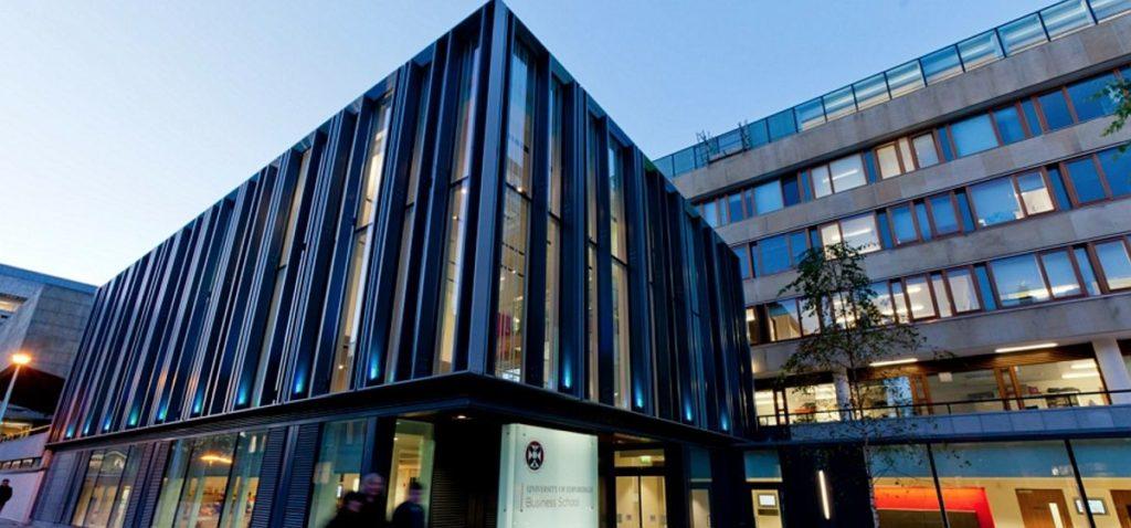 PhD Scholarship in Financial Technology at University of Edinburgh Business School, 2020