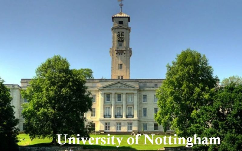 PhD Studentship in Characterization of Pile Driving Induced Ground Motions at University of Nottingham